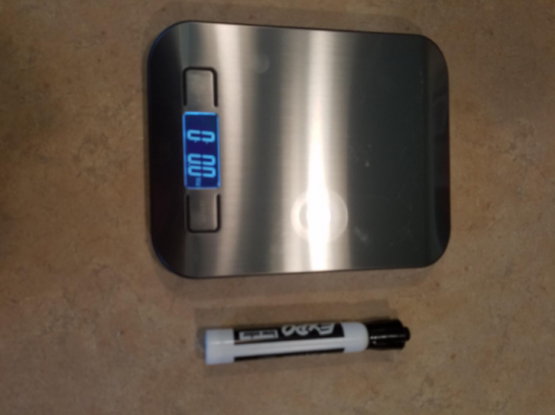 ADORIC Food Scale Digital Scale Professional Electronic Scale photo review