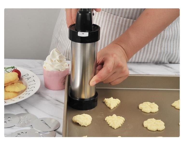 Adoric biscuit maker cookie press