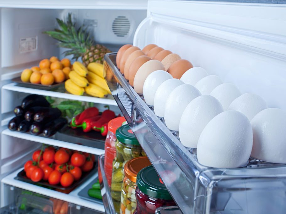 The Better Organization of Your Refriferator