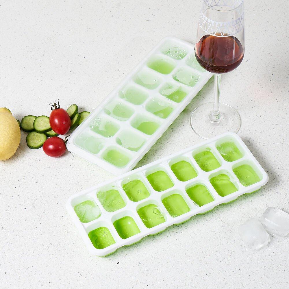 Adoric Silicone Ice Cube Trays set