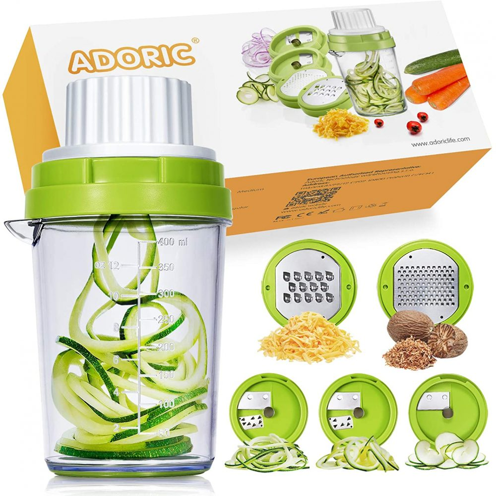 Vegetable Spiralizer Slicer